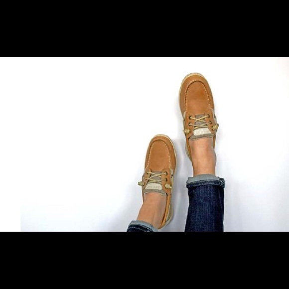 Womens Sperry Topsider Songfish Boat